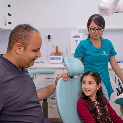 Children dentist North Kellyville